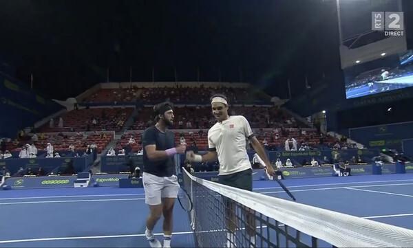Qatar Open: Αποκλείστηκε ο Φέντερερ! (photos+video)