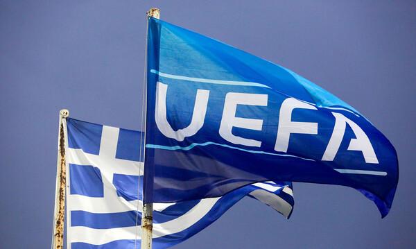 UEFA Ranking: Η Ελλάδα υποχώρησε στην 20η θέση!