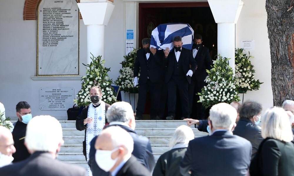 Παναθηναϊκός: Το τελευταίο αντίο στον Μιχάλη Κίτσιο (photos)