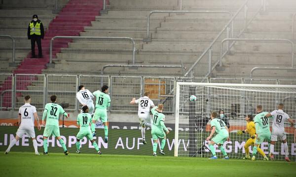 Bundesliga: Δεν μπορεί να συνέλθει με τίποτα η Γκλάντμπαχ