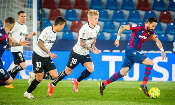 La Liga: Σε τροχιά Ευρώπης η Λεβάντε! (Photos)