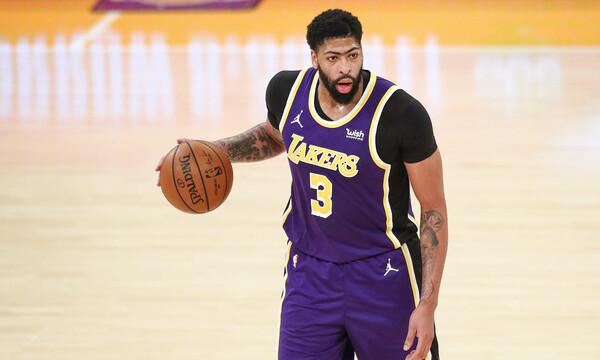 NBA: Χάνουν Ντέιβις οι Λέικερς