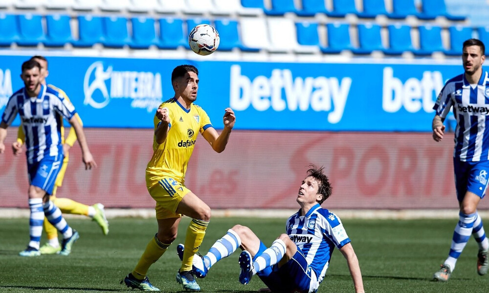 La Liga: «Χρυσός» βαθμός για Κάντιθ! (Video+Photos)