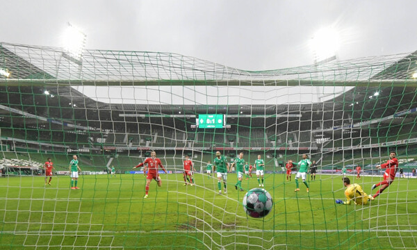 Bundesliga: Περίπατοι για Μπάγερν και Βόλφσμπουργκ (video+photos)