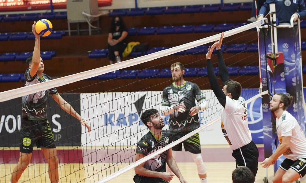 Volley League: Νίκη στο Ηράκλειο για Μίλωνα