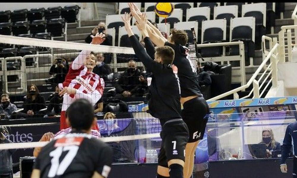 Volley League: Στέψη ή παράταση στην αγωνία