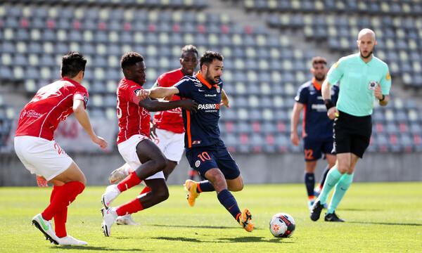 Ligue 1: Νιμ και Μονπελιέ έχασαν έδαφος (photos)