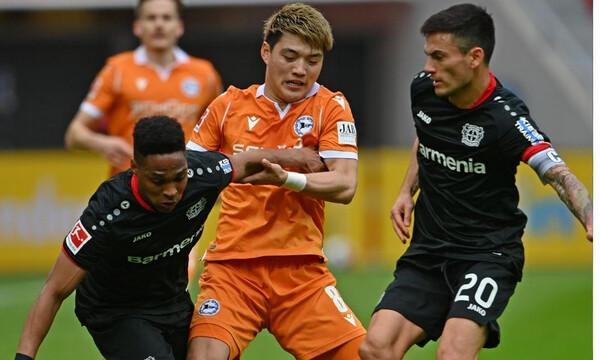 Bundesliga: Η Αρμίνια ταπείνωσε τη Λεβερκούζεν! (video+photos)