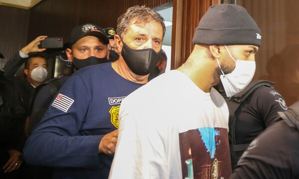 Σάλος με Βραζιλιάνο διεθνή που συνελήφθη - Ήταν σε παράνομη αίθουσα τυχερών παιχνιδιών