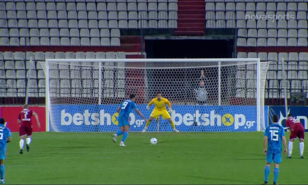 ΑΕΛ-Ολυμπιακός: Γκολ με πέναλτι ο Χασάν (video)