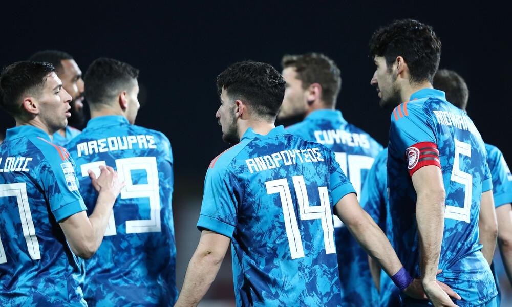 ΑΕΛ-Ολυμπιακός 1-3: Άνετο «ερυθρόλευκο» πέρασμα από τον κάμπο