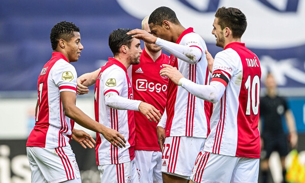Eredivisie: Προελαύνει ο Άγιαξ για τον τίτλο μετά το «Χ» στο Φέγενορντ-Αϊντχόφεν! (video+photos)