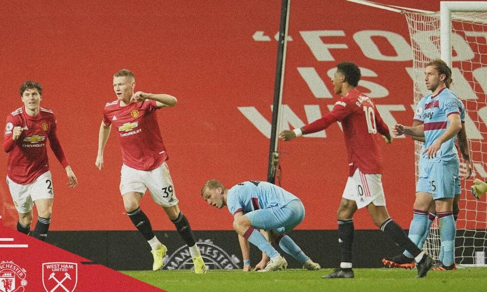 Premier League: Επανήλθε στη δεύτερη θέση η Μάντσεστερ Γιουνάιτεντ