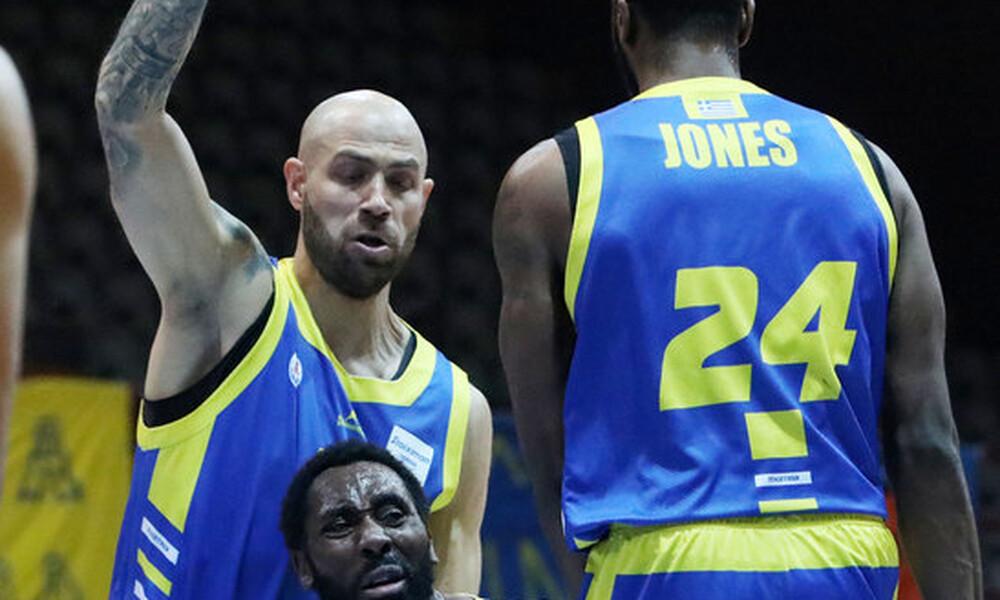 Περιστέρι: Ο Βασιλόπουλος στη 10άδα των ριμπάουντερ της Basket League