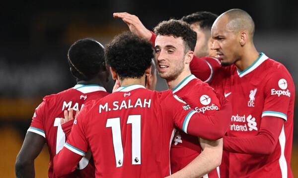 Premier League: Νίκη με Ζότα η Λίβερπουλ, ελπίζει σε έξοδο στο Champions League (video+photos)