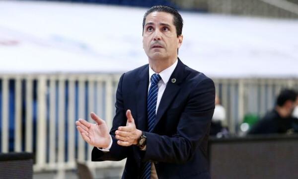 Σφαιρόπουλος: «Πρόκληση το ματς με την Εφές»