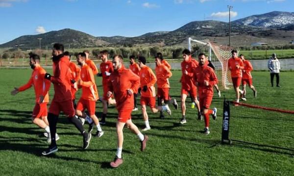 Ολυμπιακός Βόλου: Ανυπομονησία των παικτών για επιστροφή στη δράση!