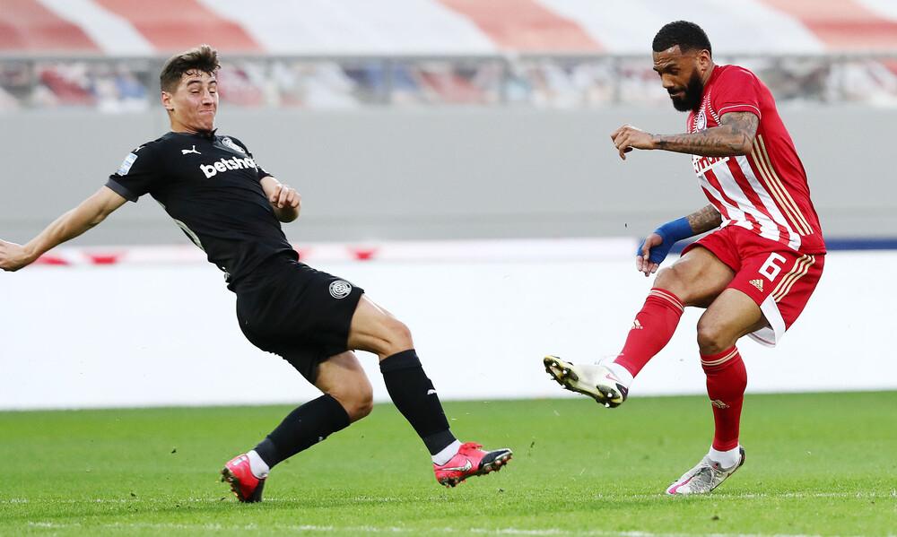 Super League: Ο Εμβιλά το καλύτερο γκολ της 21ης αγωνιστικής
