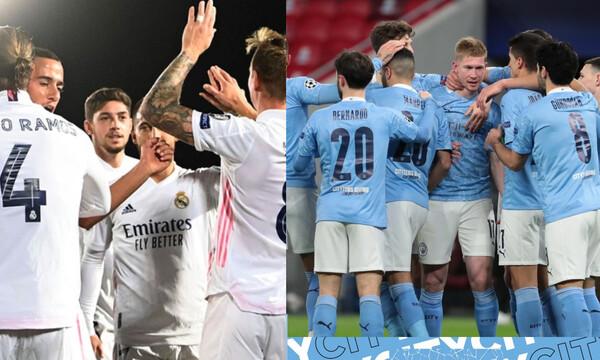 Champions League: Εύκολα στους «8» Ρεάλ Μαδρίτης και Μάντσεστερ Σίτι - Όλα τα γκολ (videos)