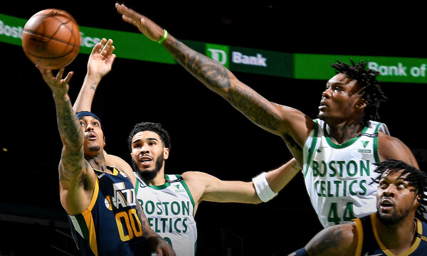NBA: Άλωσαν τη Βοστώνη οι Τζαζ (videos)