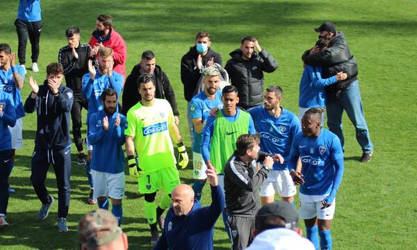 Super League 2: Νέα νίκη για Ιωνικό, δυναμική επιστροφή η Ξάνθη - Όλα τα γκολ