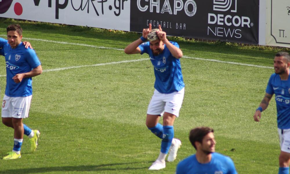 Ιωνικός-Διαγόρας: Ο Κάστρο «καθάρισε» με δύο γκολ στο φινάλε (videos)
