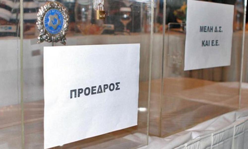 ΕΠΟ: Επίσημα υποψήφιος πρόεδρος ο Νίκας