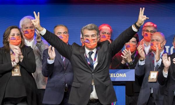 Συγκλονιστικό μήνυμα Λαπόρτα σε Μέσι - Η πρόταση της Μπαρτσελόνα (video+photos)