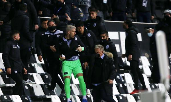 ΠΑΟΚ: Η συγγνώμη του Πασχαλάκη για το επεισόδιο με τους οπαδούς! (photos)