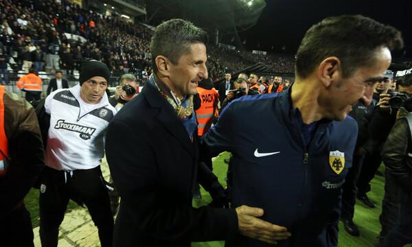 ΑΕΚ: Η απάντηση της Ένωσης στο τρελό σενάριο για Λουτσέσκου, αλλά και Ράσταβατς! (photos)