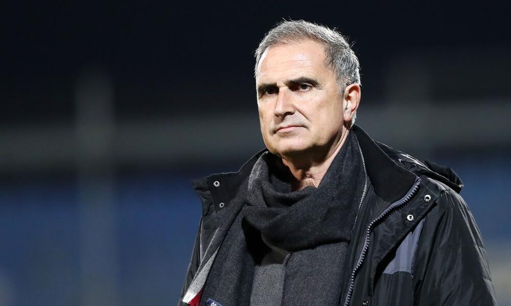 Μποροβήλος: «Στηρίζει Ζαγοράκη ο Αστέρας - Στόχος το ευρωπαϊκό εισιτήριο»