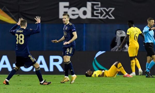 Ντιναμό Ζάγκρεμπ-Τότεναμ 3-0: Πρόκριση στην παράταση οι εκπληκτικοί Κροάτες! (Videos+Photos)