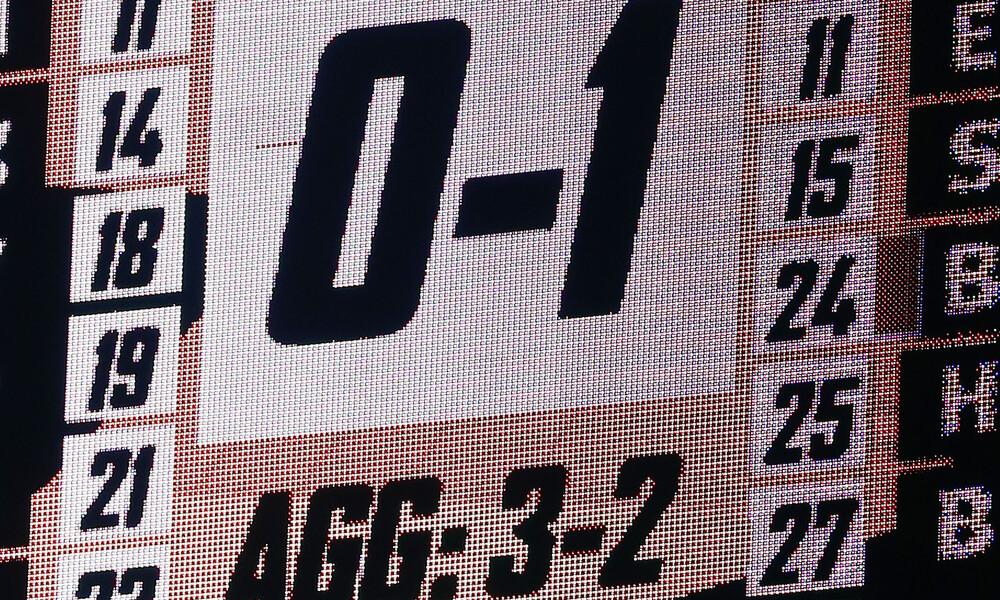 Άρσεναλ - Ολυμπιακός 0-1: Η αυλαία στο Europa League με το «διπλό» στο Emirates (photos+video)