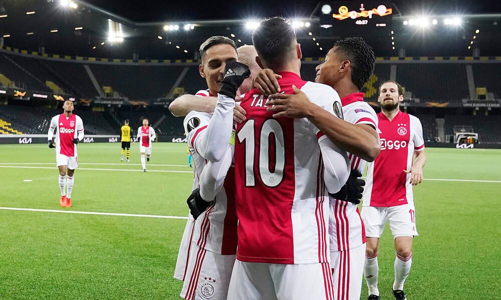 Γιουνγκ Μπόις-Άγιαξ 0-2: Άνετα στους «8» οι Ολλανδοί