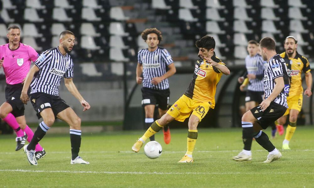 Πρεμιέρα με ντέρμπι ΠΑΟΚ-ΑΕΚ στα play off της Super League