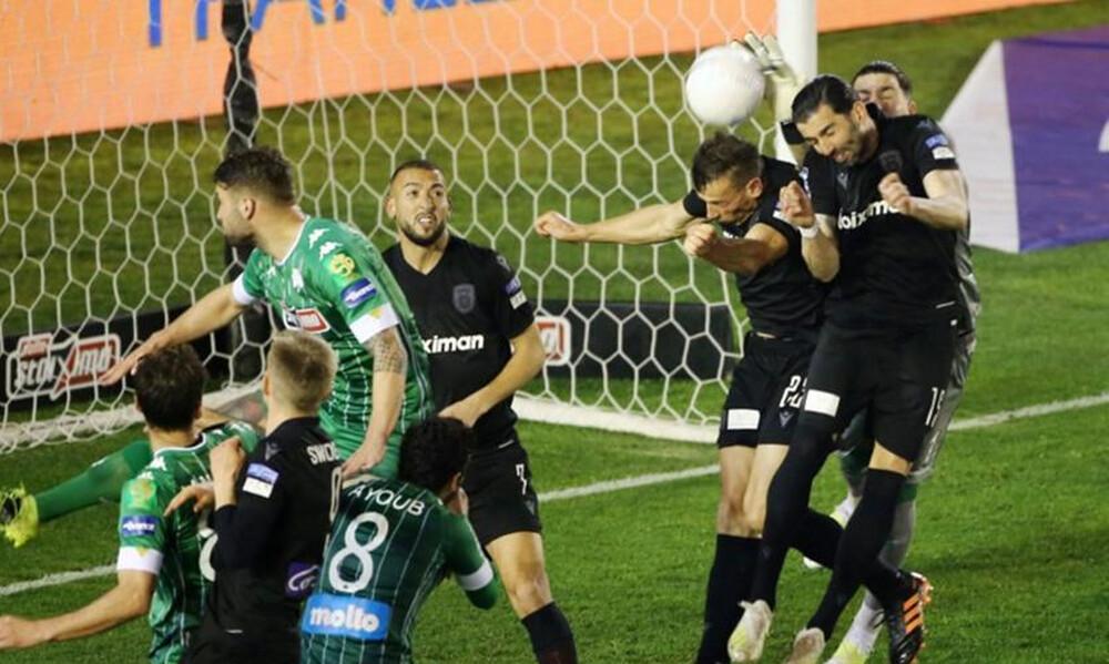 Super League: Πρόστιμο στον Παναθηναϊκό