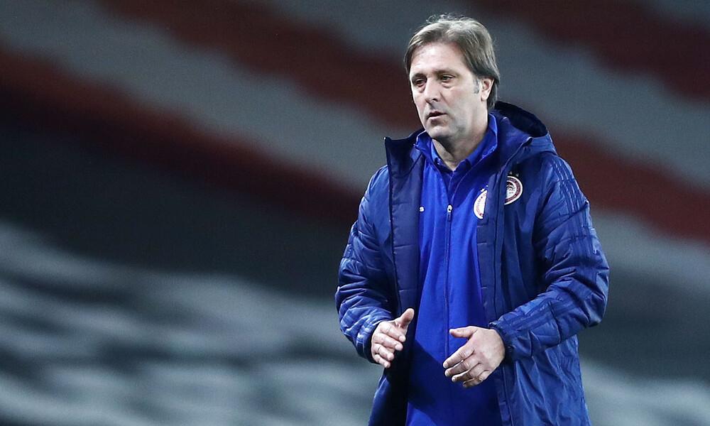 Μαρτίνς: «Είμαστε η ομάδα που έχει δώσει τους περισσότερους βαθμούς στην Ελλάδα»