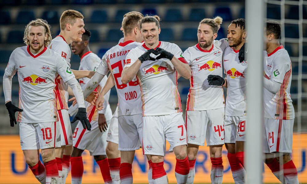 Bundesliga: Στον πόντο η Λειψία! (Video+Photos)