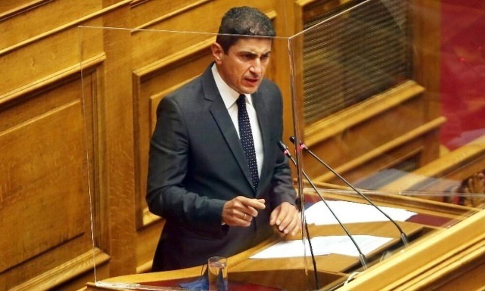 Αυγενάκης: «Συνεδριάζει σήμερα η Επιτροπή Λοιμωξιολόγων για επανέναρξη ερασιτεχνικών πρωταθλημάτων»