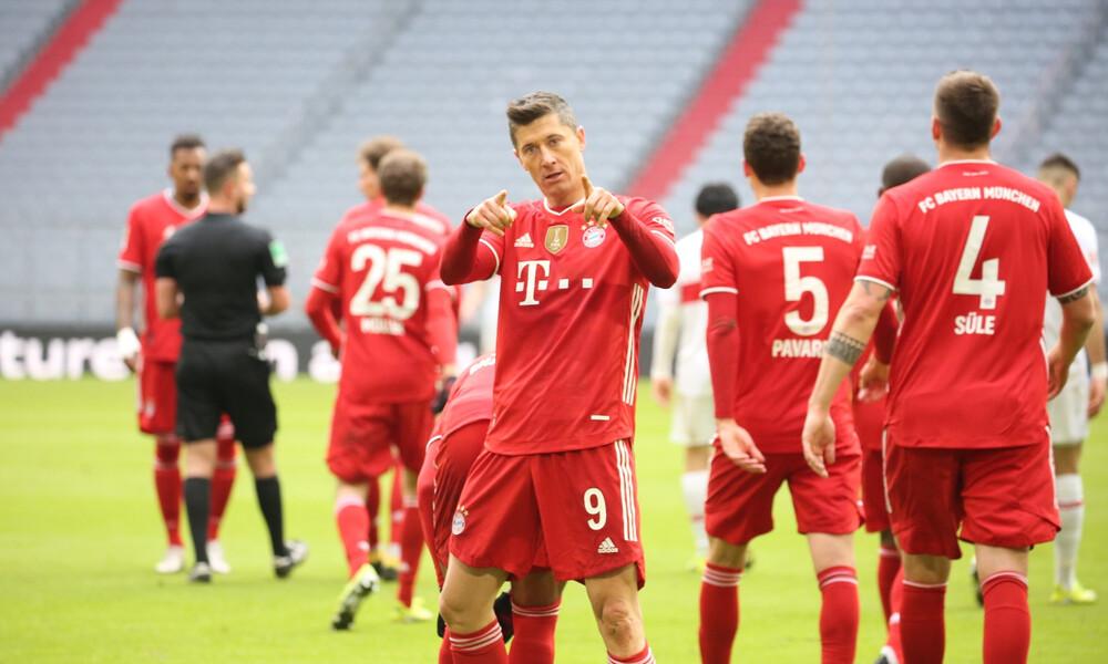 Bundesliga: Τεσσάρα με δέκα παίκτες η Μπάγερν, γκέλα για τη Ντόρτμουντ! (videos+photos)