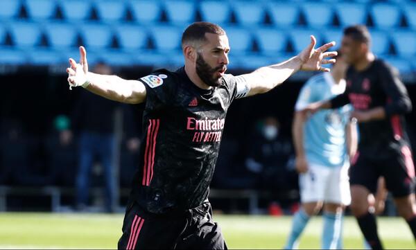 La Liga: Με Μπενζεμά οδηγό στο -3 η Ρεάλ Μαδρίτης! (Video+Photos)