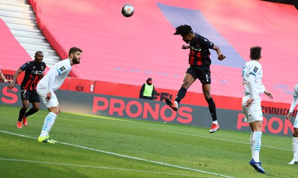 Ligue 1: Σκληρό μάθημα της Νις στη Μαρσέιγ, ελπίζει για Ευρώπη η Ρεν (video+photos)