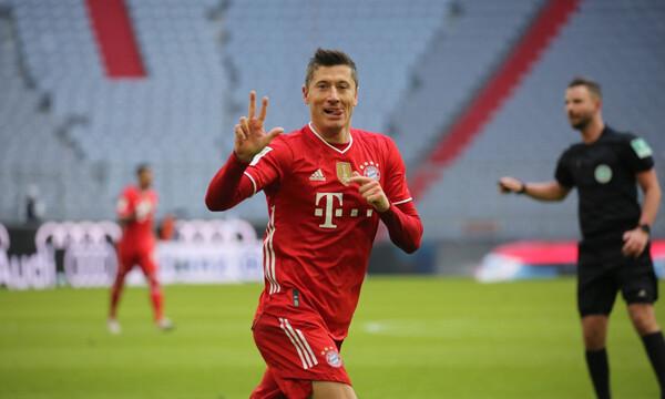 Bundesliga: Το θρυλικό ρεκόρ 49 ετών που κυνηγάει ο Λεβαντσόφσκι! (video+photos)