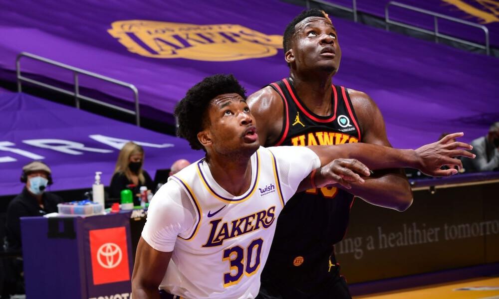 NBA: Οι Χοκς βρήκαν την ευκαιρία και «σκότωσαν» τους Λέικερς (video+photos)
