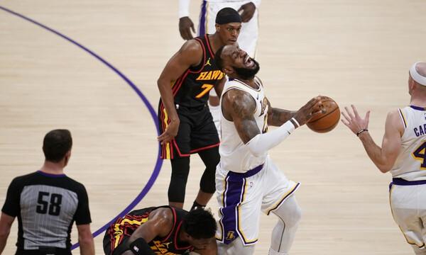 NBA: Πλήγμα με Λεμπρόν στους Λέικερς (photos+video)