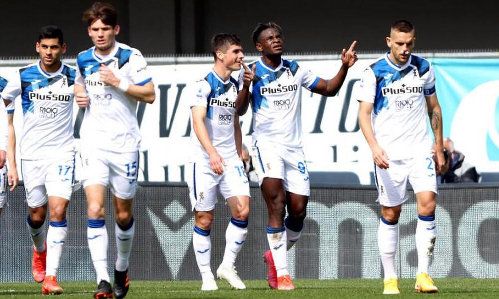 Serie A: Σημαντικό διπλό η Αταλάντα! (Video)