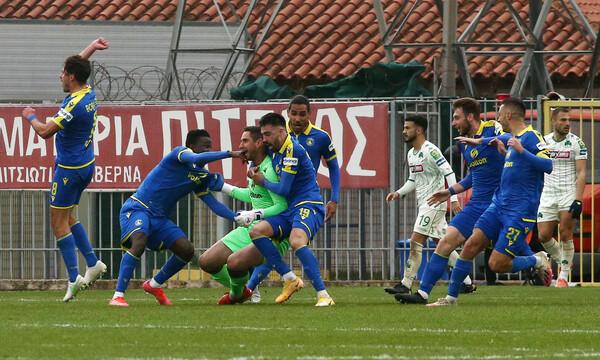 Αστέρας Τρίπολης-Παναθηναϊκός 2-2: Τι λες τώρα ρε, Παπαδόπουλε!!! (video+photos)