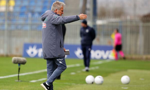Μπόλονι: «Αισθανόμαστε απογοήτευση, είχαμε τη νίκη στα χέρια μας»!