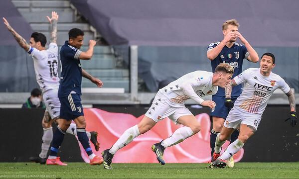 Serie A: Πατατράκ για Γιουβέντους και Πρωτάθλημα τέλος! (Videos+Photos)