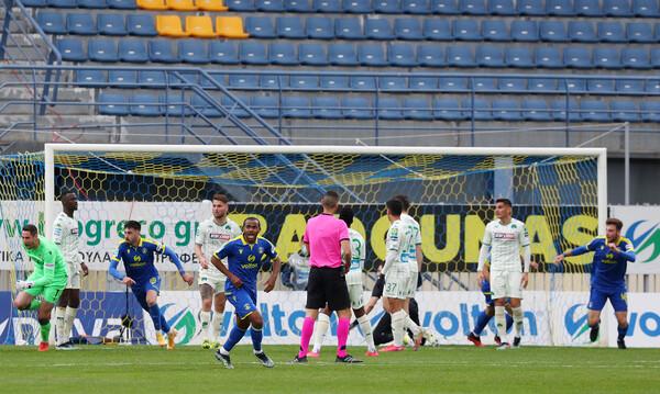 Αστέρας Τρίπολης-Παναθηναϊκός 2-2: Τα highlights από το... τρελό ματς! (video)